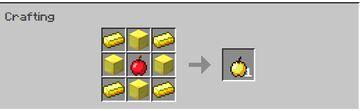 Craftable Notch Apple Minecraft Data Pack