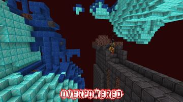 Minecraft, but the nether is OP! Minecraft Data Pack