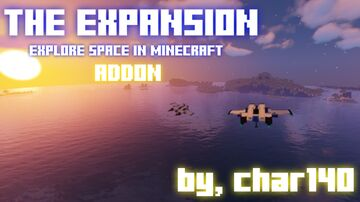 Expansion Out Of The Solar System (add-on for the expansion datapack) Minecraft Data Pack
