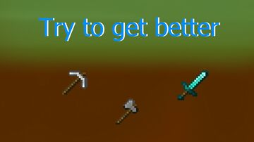 Try to get better Minecraft Data Pack