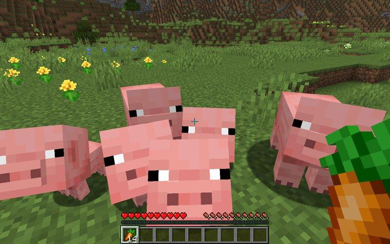 2. Get more piglets!