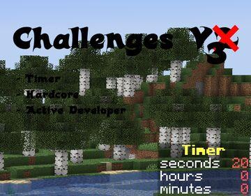 ChallengesCore v3   Speedrun Utilities Datapack Minecraft Data Pack
