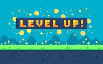 Level Up Minecraft Data Pack