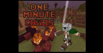 [1.16] Datapack - One Minute Chaos Minecraft Data Pack