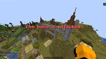 Attack on kingdom Minecraft Data Pack