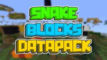 Snake Block Datapack Minecraft Data Pack
