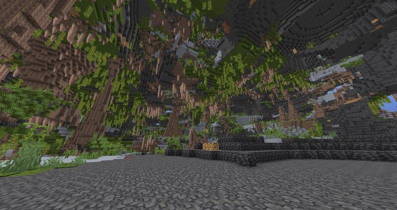500 blocks in depth!