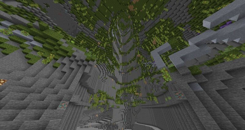 GIANT breaches of Ravines from TOP to BOTTOM
