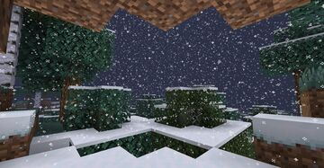 Winter Apocalypse Minecraft Data Pack