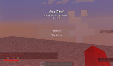 Last coordinates after death - Datapack Minecraft Data Pack