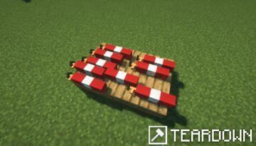 Teardown, but it's Minecraft (PROPANE TANKS) Minecraft Data Pack