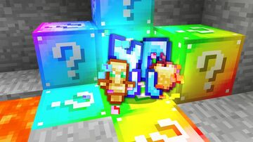 ores are lucky blocks (no mod) (no texture pack) Minecraft Data Pack