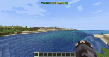 Tab dimension color Minecraft Data Pack