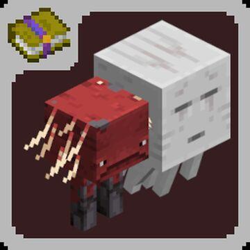 Ghastly Strider Minecraft Data Pack