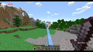 Magnetic Trident Minecraft Data Pack