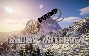 Buump Datapack Minecraft Data Pack