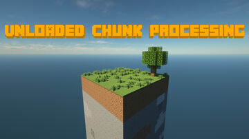Unloaded Chunk Processing Minecraft Data Pack