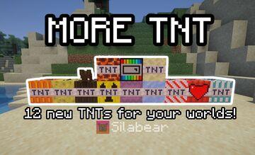 More TNT Datapack Minecraft Data Pack