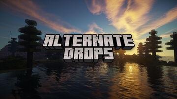 Alternate Mob Drops Minecraft Data Pack