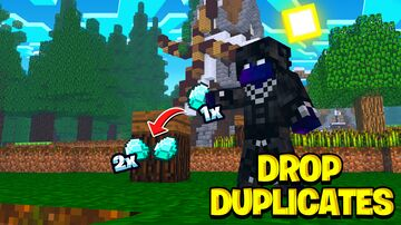 Multiplied Drops Minecraft Data Pack