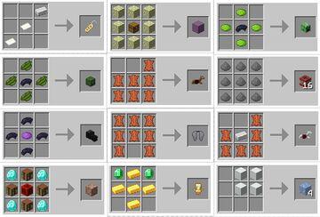 More Recipes by RitvikYT Minecraft Data Pack