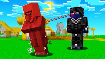 Kill Everything You Look At Minecraft Data Pack