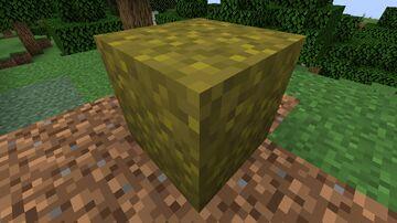 Dead Moss Minecraft Data Pack