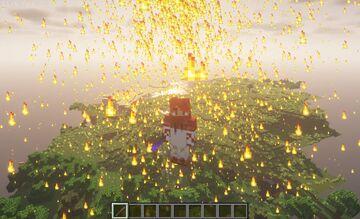 Sun Launcher Minecraft Data Pack