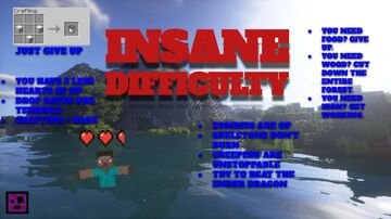 For true Minecraft players... Are you up to the challenge? Minecraft Data Pack