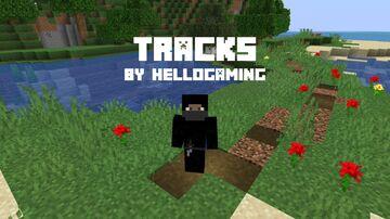 Tracks Minecraft Data Pack