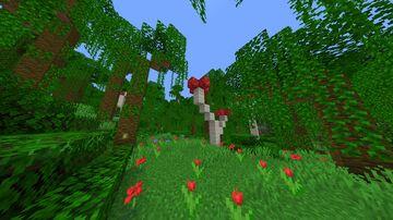 Funky Flora - Better Vegetation Minecraft Data Pack