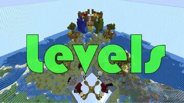 Levels: Multiplayer Minigame Minecraft Data Pack