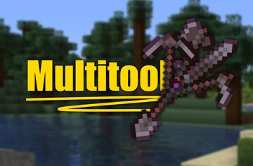 Multitool | Every Tool in one Item Minecraft Data Pack
