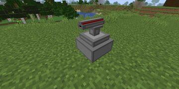 Turret Craft Minecraft Data Pack