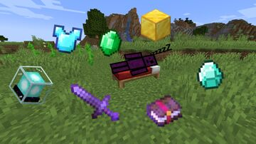 Minecraft, but sleeping gives you OP loot Minecraft Data Pack