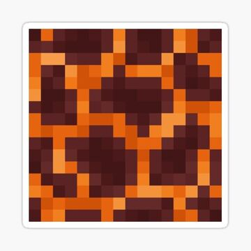 All blocks you step on changes to magma block Minecraft Data Pack
