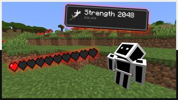 Glass Cannon Minecraft Data Pack