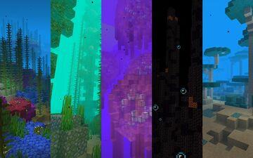 Aquea Minecraft Data Pack