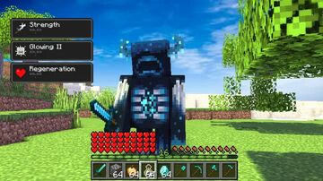 Minecraft, But You Randomly Morph Every Time You Get XP.. by Bittu5134 Minecraft Data Pack