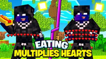 Eating Multiplies Your Health Minecraft Data Pack