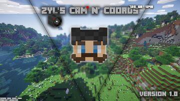Zyl's Cam N' Coords Minecraft Data Pack
