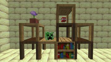 Display Case Minecraft Data Pack