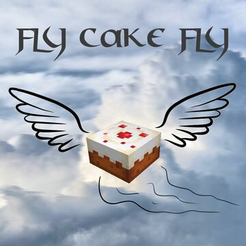 Fly Cake Fly Minecraft Data Pack