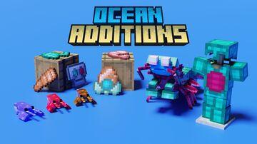 Ocean Additions Minecraft Data Pack