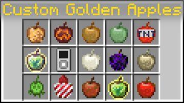WASD Moar Apples [Datapack] Minecraft Data Pack