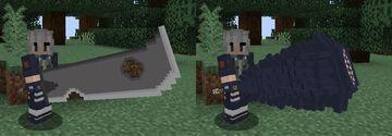 Dojutsu - Add stuff from Naruto to Vanilla Minecraft Minecraft Data Pack