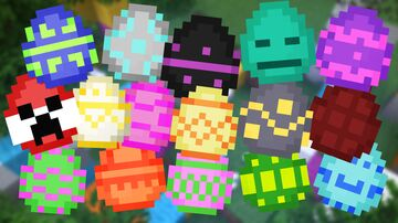 Easter Eggs Minecraft Data Pack