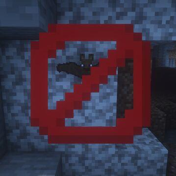 No More Bats Minecraft Data Pack