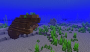 Minecraft But Oceans Are OP! Minecraft Data Pack