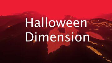 The Halloween Dimension Minecraft Data Pack